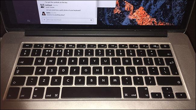 teclado irlandés