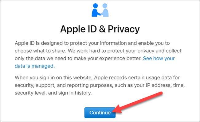aceptar la declaración de privacidad