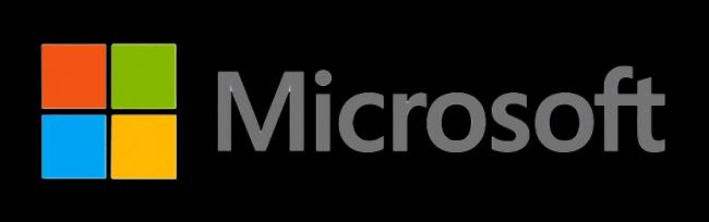 logotipo de microsoft transparente