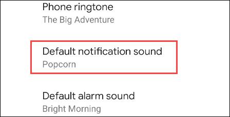 """busca sonidos de """"notificación"""""""
