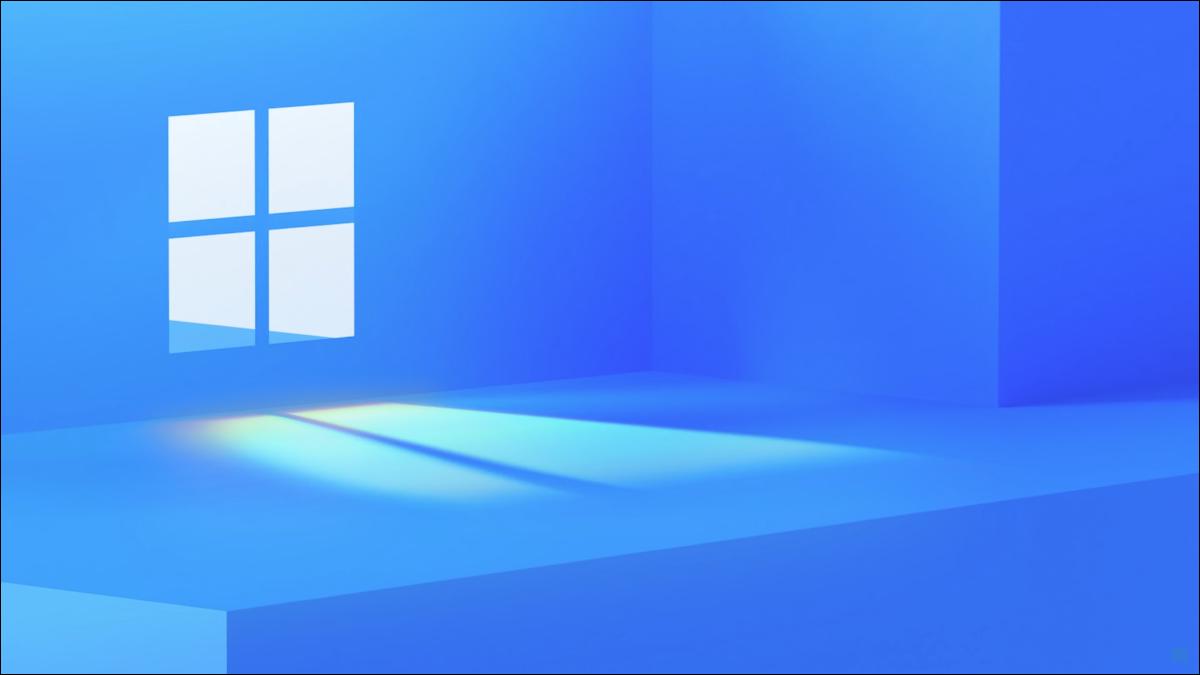 Imagen teaser de Windows 11 de Microsoft.