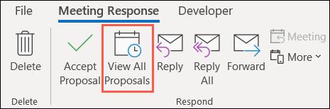 Haga clic en Ver todas las propuestas.