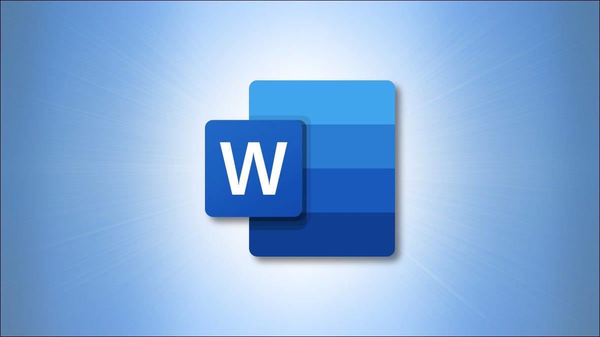 Héroe del logotipo de Microsoft Word